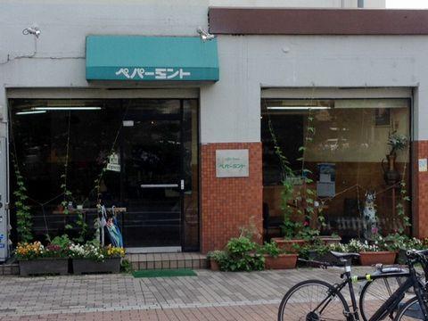 堀川紫明の喫茶店ペパーミント