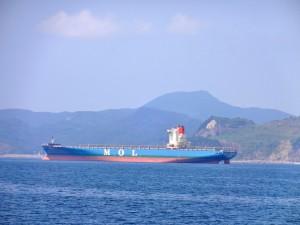 商船三井のMOL