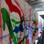 セレンディピティで実現したTAISUKE WORLD衣笠泰介作品展、グランフロント大阪北館6階ウメキタフロア