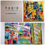 チェルシーのhpgrp gallery New York で      Trip, Taisuke Kinugasa衣笠泰介個展開催中!