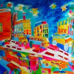 6月は大阪御堂筋がアートストリートに!「 2015御堂筋そぞろ歩きアート展」6月1日~6月30日