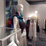A trip to art.をテーマにオンワード樫山JANE MOREが衣笠泰介アートのストールやTシャツを製品化。「Taisuke Kinugasa×JANE MORE!」