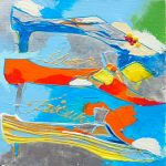 7月-8月に開催の作品展 Taisuke Kinugasa paintings 東京・京都・札幌・大阪