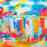 衣笠泰介絵画展「Miracle」@沖縄 RYCOM ANTHROPOLOGY  プラザハウスショッピングセンター3F 10月8日〜10月23日まで開催