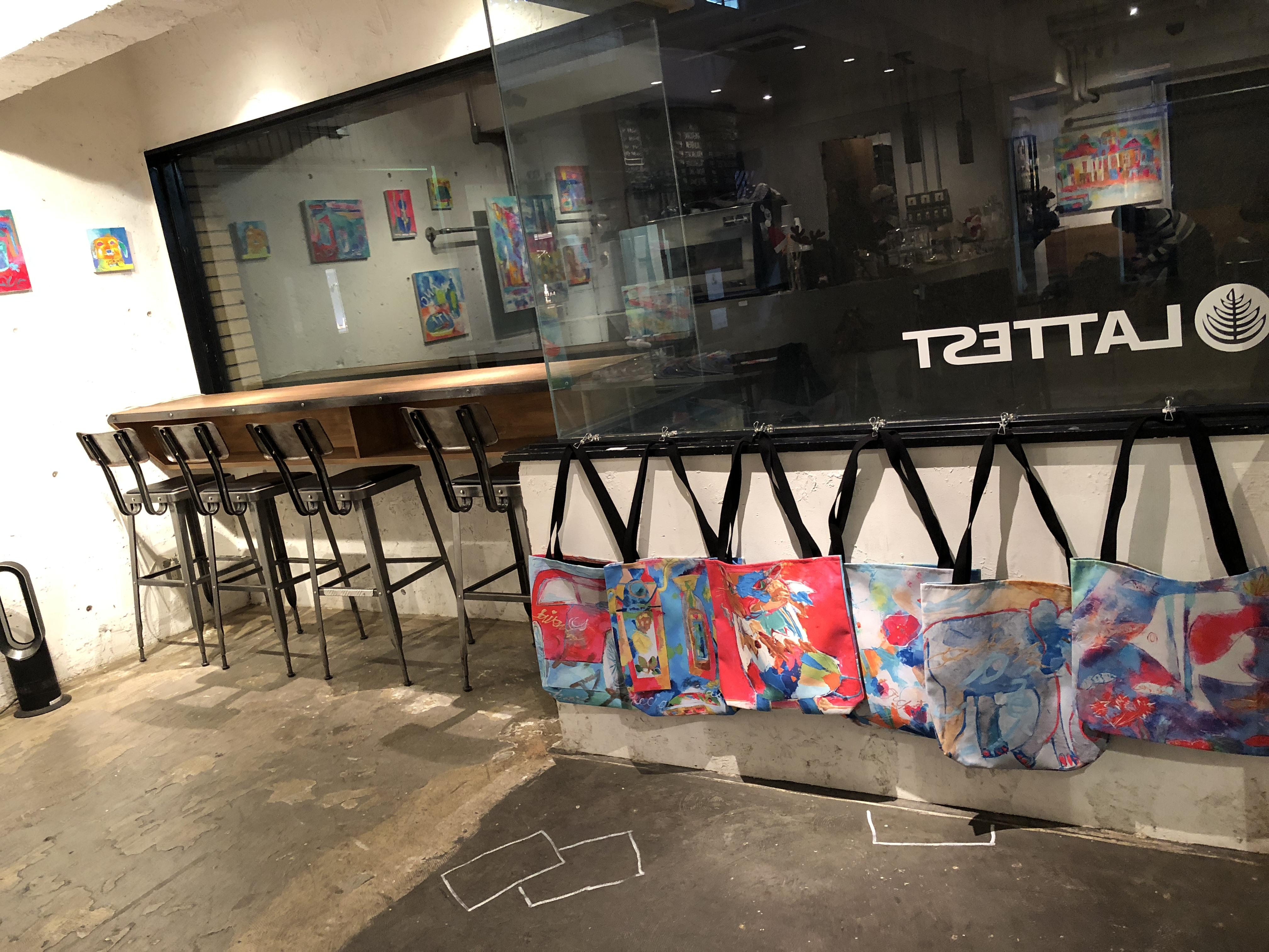 ラテスト表参道2017 12月