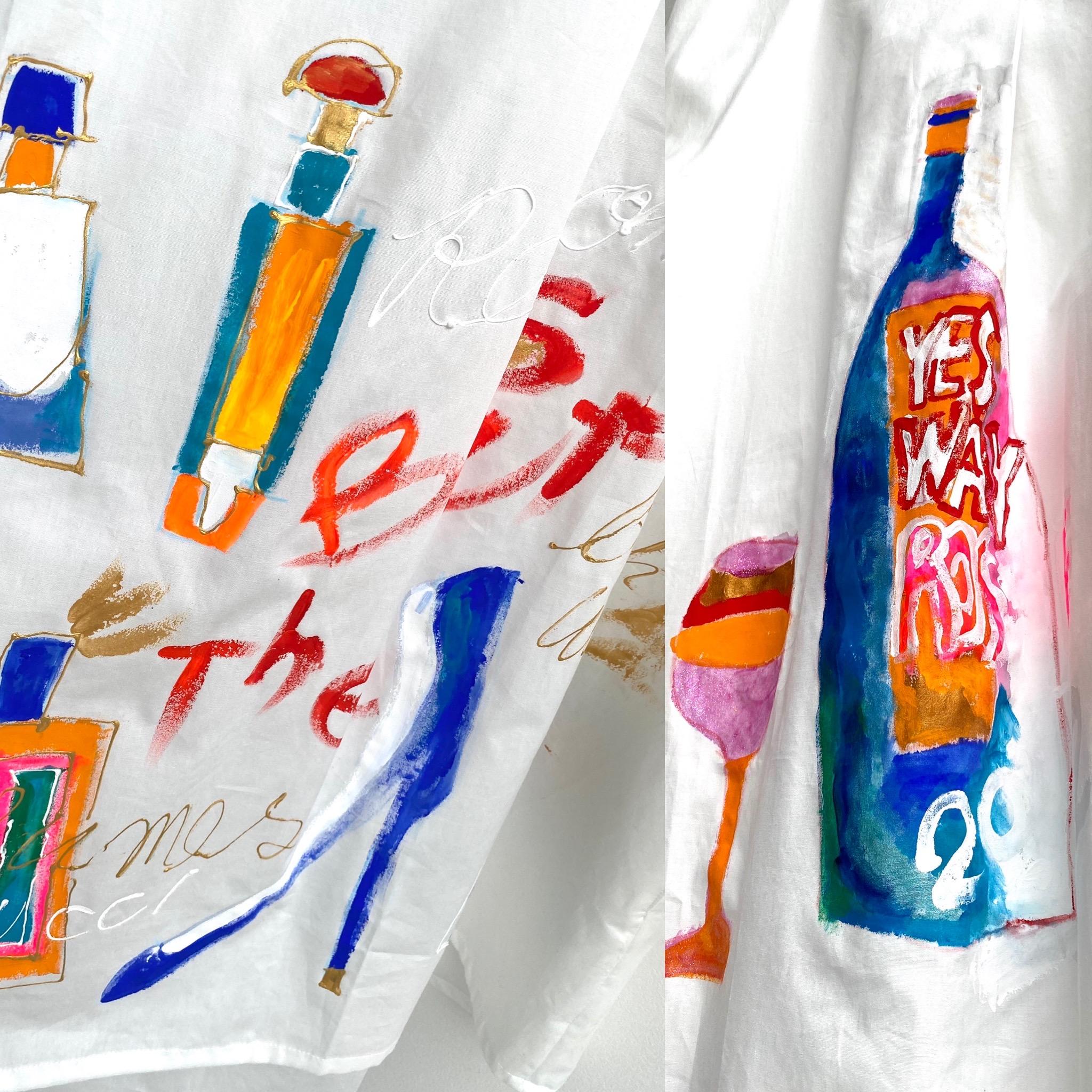 岩切エミと衣笠泰介アートコラボ
